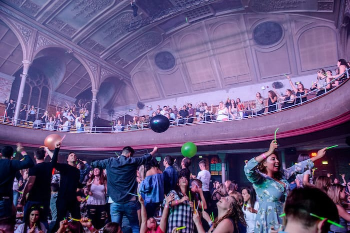 Bongo's Bingo is back at Manchester Albert Hall this February - and there's a Valentine's Day special I Love Manchester