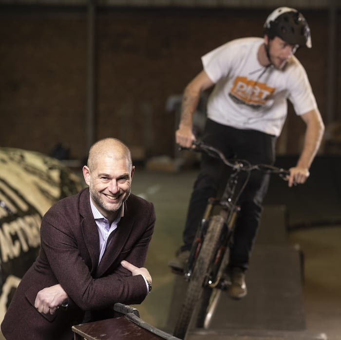 This new indoor bike park will bring family friendly fitness and fun to the city centre I Love Manchester