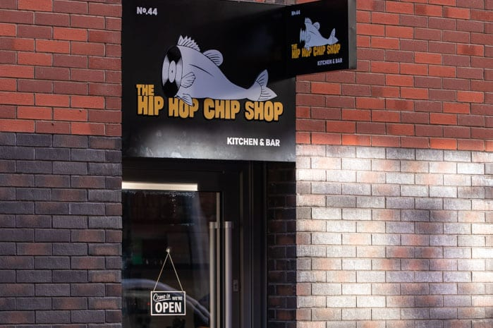 The Hip Hop Chip Shop has brought the best chippy tea in town to Ancoats I Love Manchester