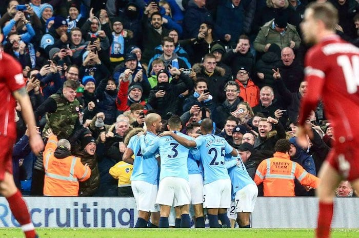 It doesn't happen often but Man United fans will be supporting City this weekend I Love Manchester