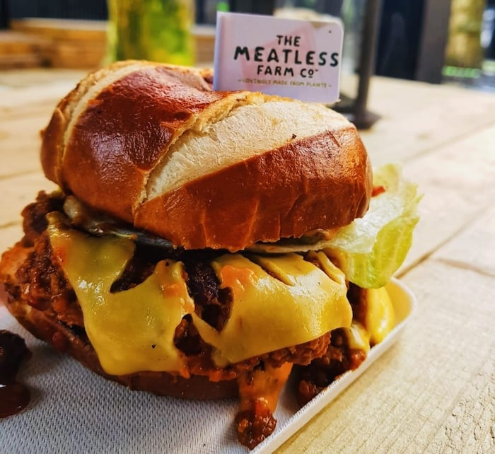 A meat-free pop up has arrived at Hatch - giving veggies and vegans what they really want I Love Manchester
