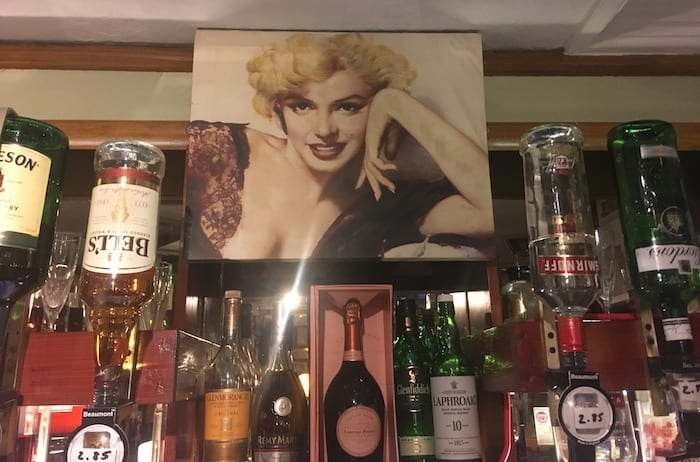 The Manchester pub that's a shrine to Marilyn Monroe I Love Manchester