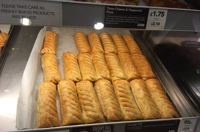 Now you can get Greggs delivered to your door in Manchester I Love Manchester