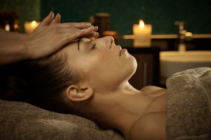 The Spa at The Midland is a welcome warm retreat on a miserable winter day I Love Manchester