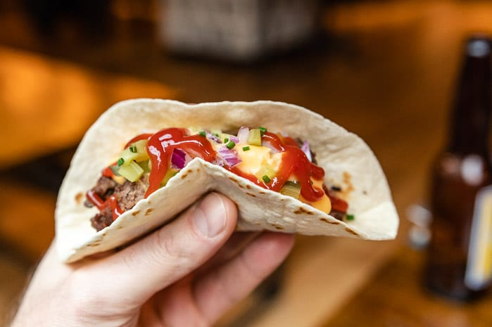The Foundry Project Manchester tacos