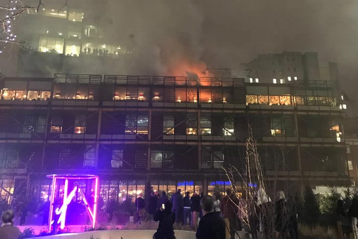 The Ivy Manchester fire: latest news on roof terrace blaze I Love Manchester