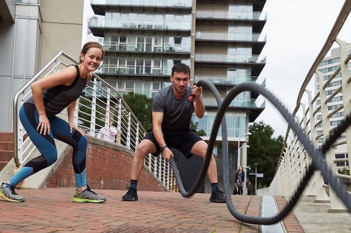 Parklifefounder Sacha Lord launches FREE fitness sessions for employees of night-time economy I Love Manchester