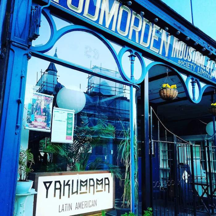 Latin American street food traders Yakumama have found a permanent new home I Love Manchester