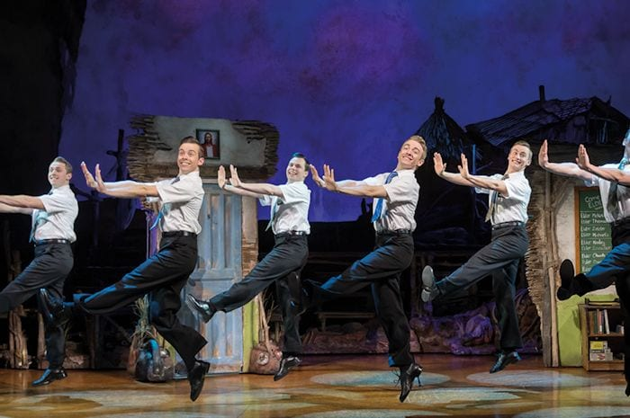 Get the best tickets for The Book of Mormon musical at the Palace Theatre Manchester I Love Manchester