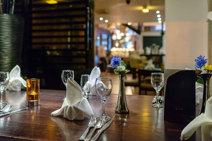 Make your Valentine feel extra special with a dinner date at this elegant Thai restaurant I Love Manchester