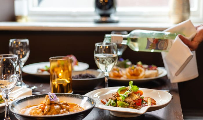 Celebrate Thai New Year at one of these Manchester restaurants and you could win a holiday in Thailand I Love Manchester