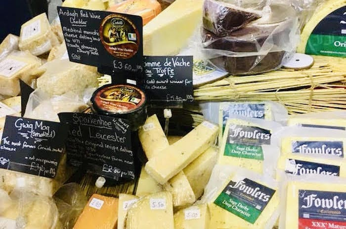 The UK's biggest cheese festival is bringing chocolate and prosecco flavoured cheese to Manchester I Love Manchester