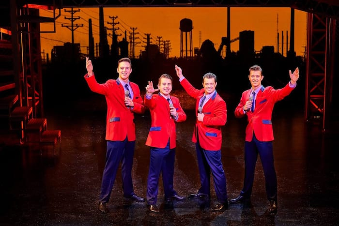 Review: Jersey Boys at The Palace Theatre I Love Manchester