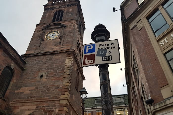 Motorists get free parking in parts of Manchester city centre for the next four weekends I Love Manchester