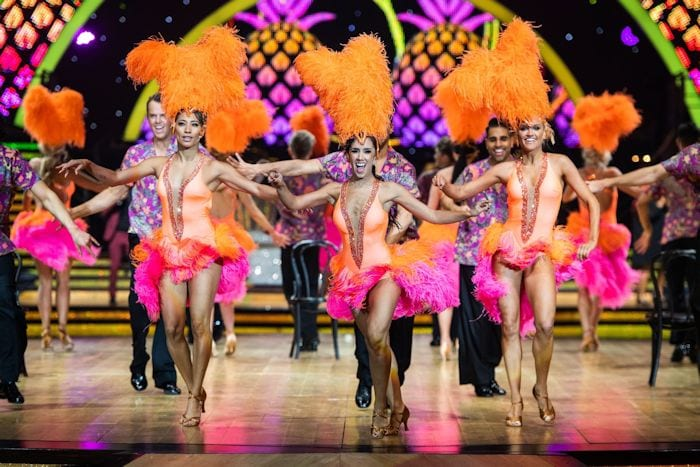 It's FAB-U-LOUS!:Strictly Come Dancing's live tour brings razzle dazzle to Manchester Arena I Love Manchester