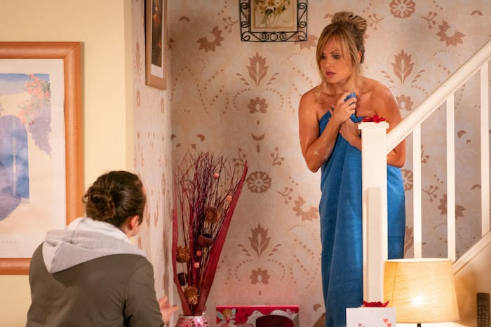 Coronation Street - Seb and Sarah