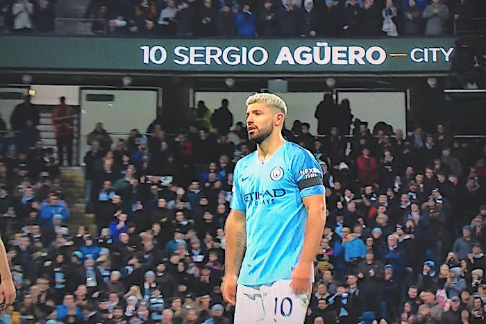 Aguero breaks another record - and becomes Manchester City's top league goalscorer I Love Manchester