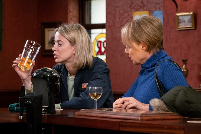Corrie spoilers: a huge fire rocks the street, but who is to blame? I Love Manchester