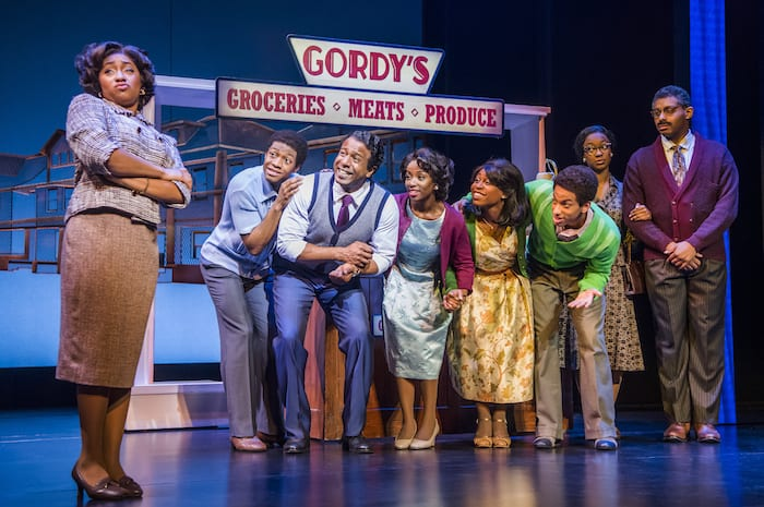 Review: Motown the Musical at the Opera House I Love Manchester