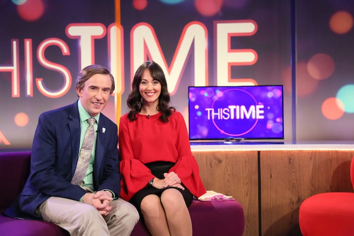 Interview with Alan Partridge about his return to TV with new BBC show This Time I Love Manchester
