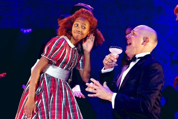 Review: Annie at the Opera House I Love Manchester
