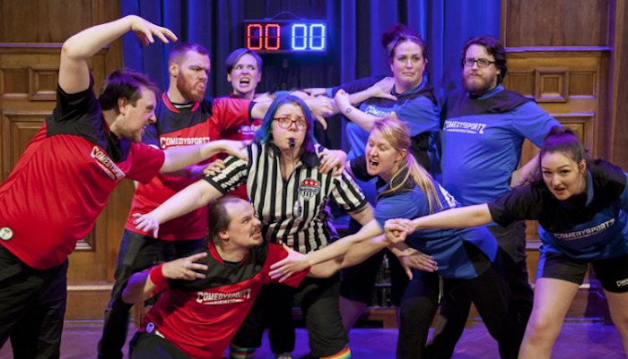 Three to see this weekend: gospel choristers, sporty characters and university masters I Love Manchester