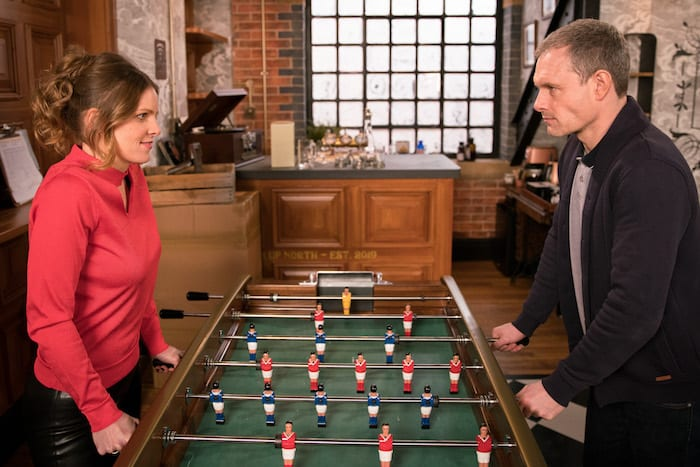 Coronation Street - Nick and Rachel