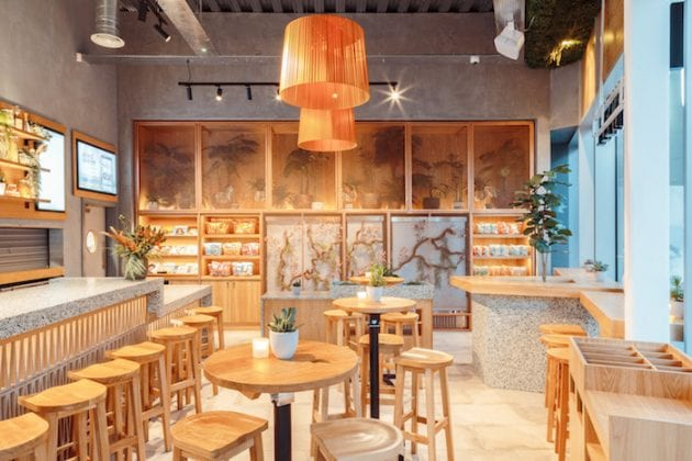 Inside Foodwell - Salford's new healthy food, cocktail and wellness bar I Love Manchester