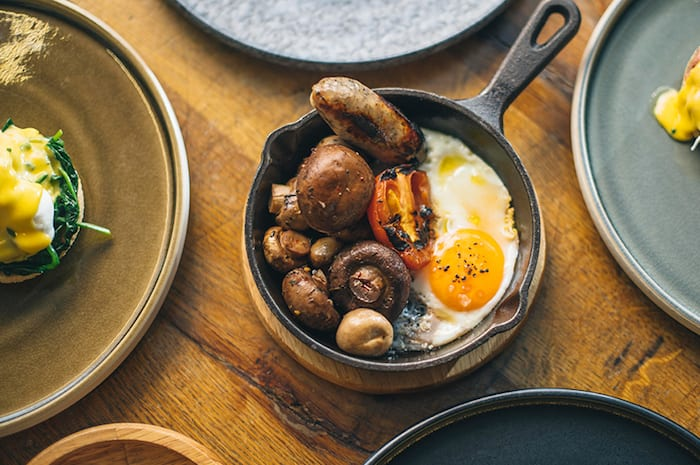 Make your morning after even better than the night before with Gaucho's Electro Brunch I Love Manchester