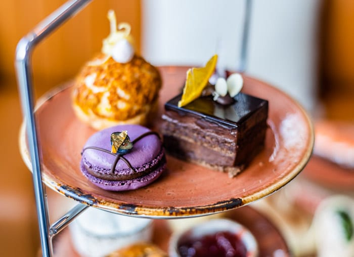 Vimto macarons anyone? Hotel Indigo's new Afternoon Tea is about as Manchester as it gets I Love Manchester
