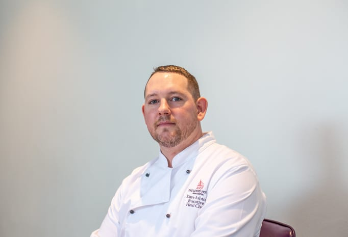 New Lowry Hotel chef Dave Ashton puts his own stamp on the Chef's Choice menu at the River Restaurant I Love Manchester