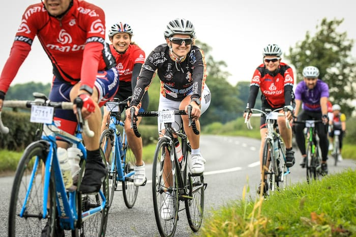 Manchester to Blackpool bike ride returns to donate even more to The Christie I Love Manchester