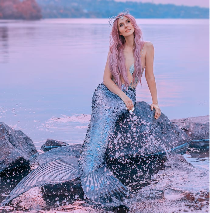 Musical mermaids are coming to intu Trafford Centre - when to catch them singing I Love Manchester