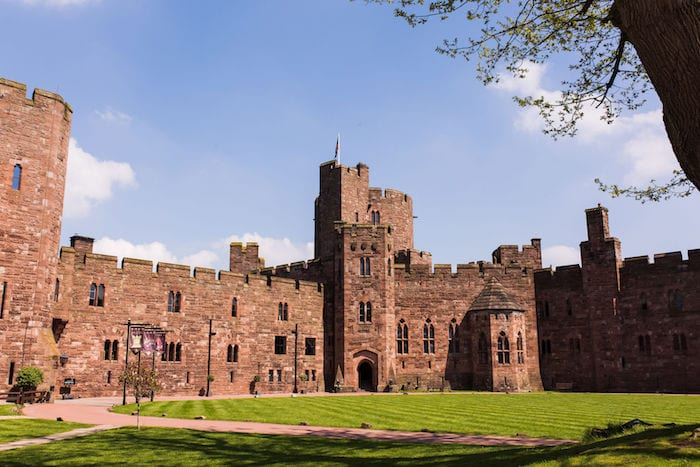 This dreamy Cheshire castle is absolute wedding goals – complete with turrets and a gatehouse I Love Manchester