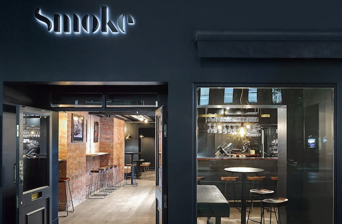 Hopes are high for this new cafe wine bar from Cheshire Smokehouse - but does it hit the mark? I Love Manchester