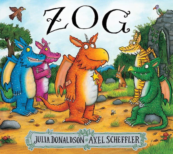 Zog and Room on the Broom head to Manchester for live shows - where to get tickets I Love Manchester