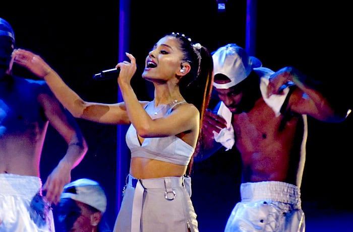 Ariana Grande responds to criticism over Manchester Pride headline slot I Love Manchester