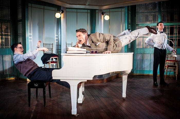 Review: Rough Crossing at The Lowry I Love Manchester