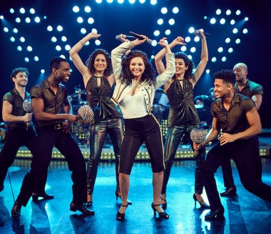 On Your Feet Gloria Estefan musical