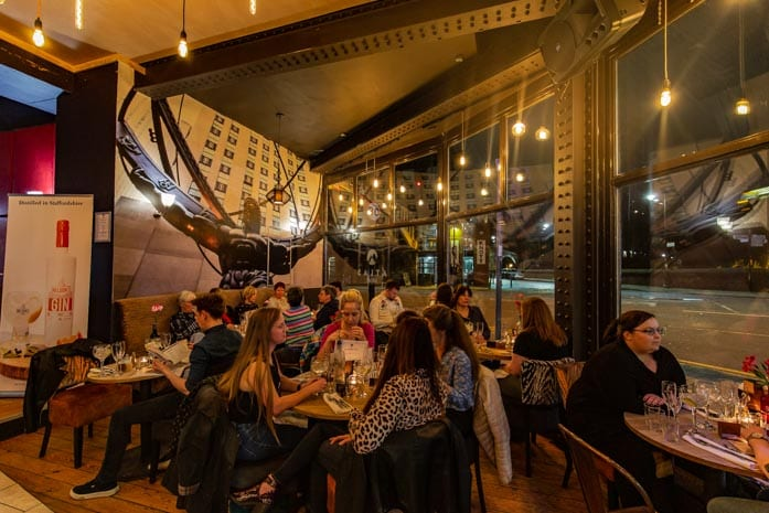GINdulge yourself at Atlas Bar's monthly gin-themed supper club I Love Manchester