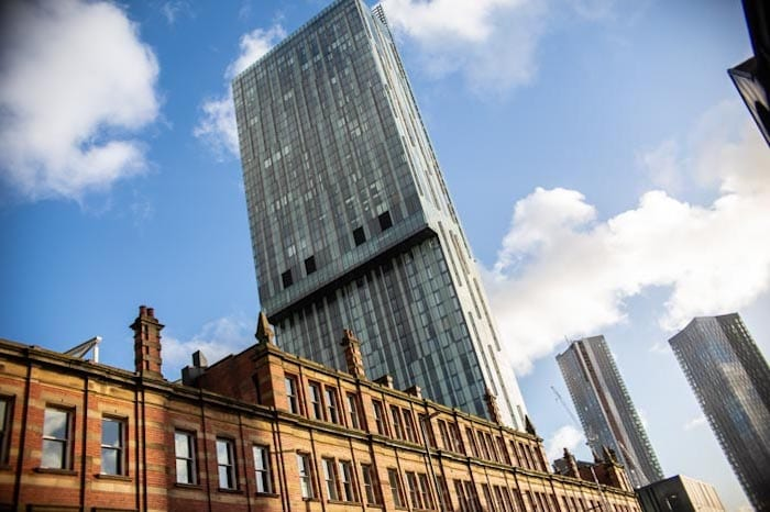 Manchester's changing skyline shows a city on the up - in every sense I Love Manchester