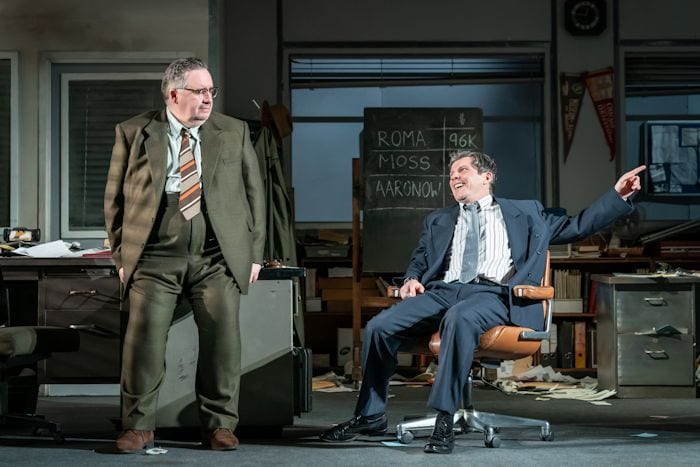 Review: Glengarry Glen Ross at the Opera House I Love Manchester