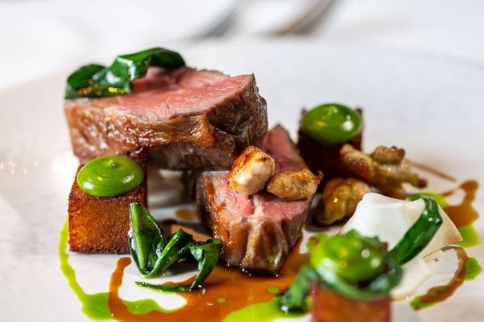 James Martin Manchester's new spring menu is a triumph | I Love Manchester (MCR)