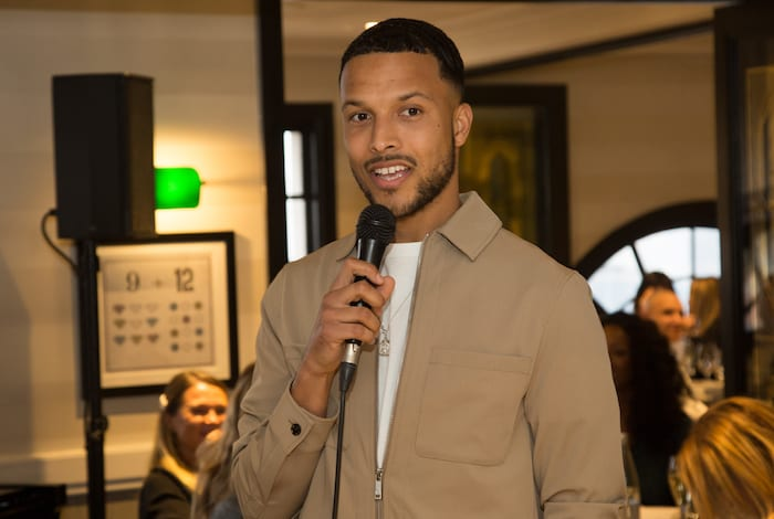 Stars out for Christie fundraiser as footballer Joe Thompson talks retirement after two cancer battles I Love Manchester