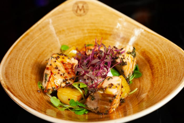 Masons Restaurant offers refined dishes in what might be Manchester's most comfortable restaurant I Love Manchester