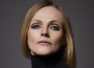 Maxine Peake as Nico for The Nico Project at MIF19