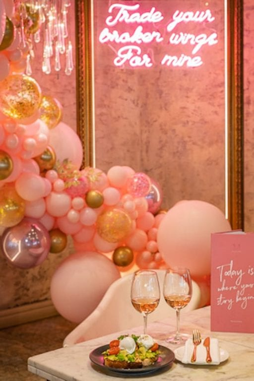 Wear white and drink pink at Menagerie's legendary brunch club this Easter I Love Manchester