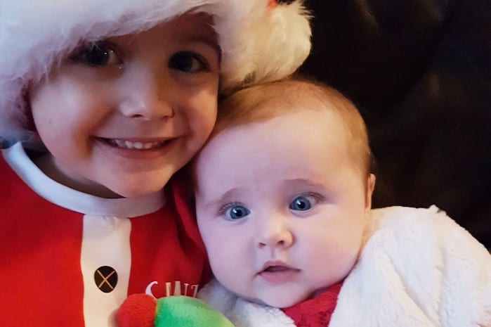 Parents of blind baby to run Great Manchester 10k to raise funds for people with rare eye condition I Love Manchester