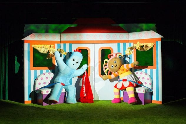 In the Night Garden Live has star appeal at The Lowry I Love Manchester