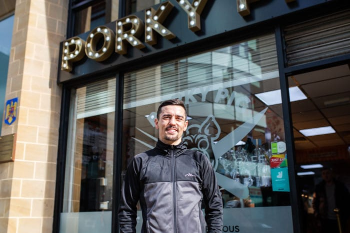 Boxer Anthony Crolla enjoys home comforts before jetting to LA for next fight I Love Manchester